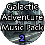Galactic Adventure Music Pack 2