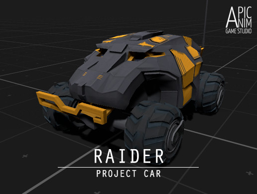 Project Car - Raider