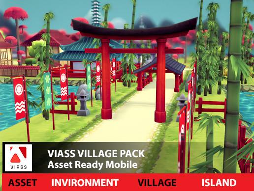 VIASS Village Pack