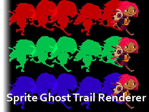 Sprite Ghost Trail Renderer