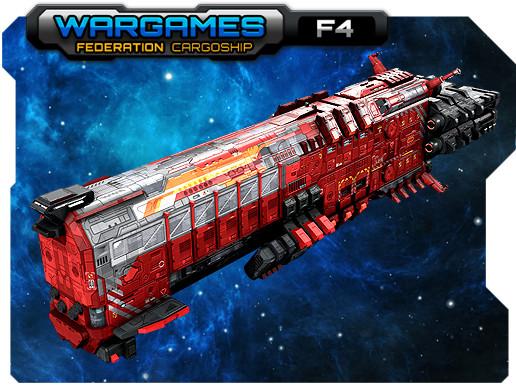 Federation CargoShip F4