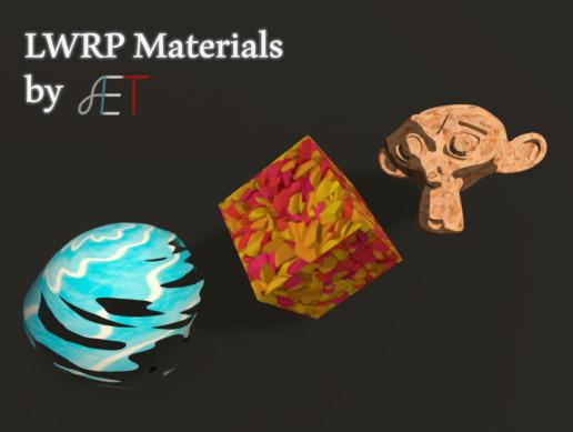 Light Weight Material Pack