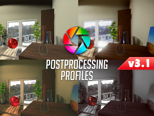 Post Processing Profiles