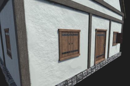 Medieval Buildings Modular