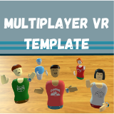 Multiplayer VR Social Template