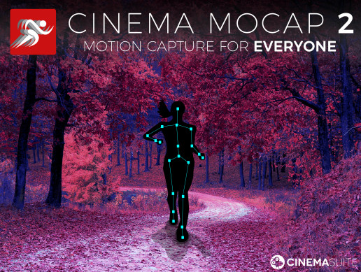 Cinema Mocap 2 - Markerless Motion Capture