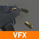 新作無料アセット ピストル アサルトライフル スコープ 固定砲台など16種類の実在する銃火器ローポリモデル パーツ毎にアニメーション付けが可能な素材 Low Poly Weapons Vol 1 Unity Assetstoreまとめ