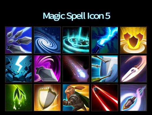 Magic Spell Icon 5