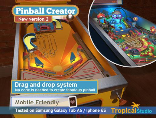 Pinball Creator - Asset Store