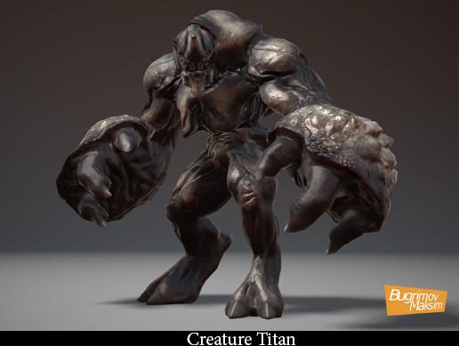Creature Titan
