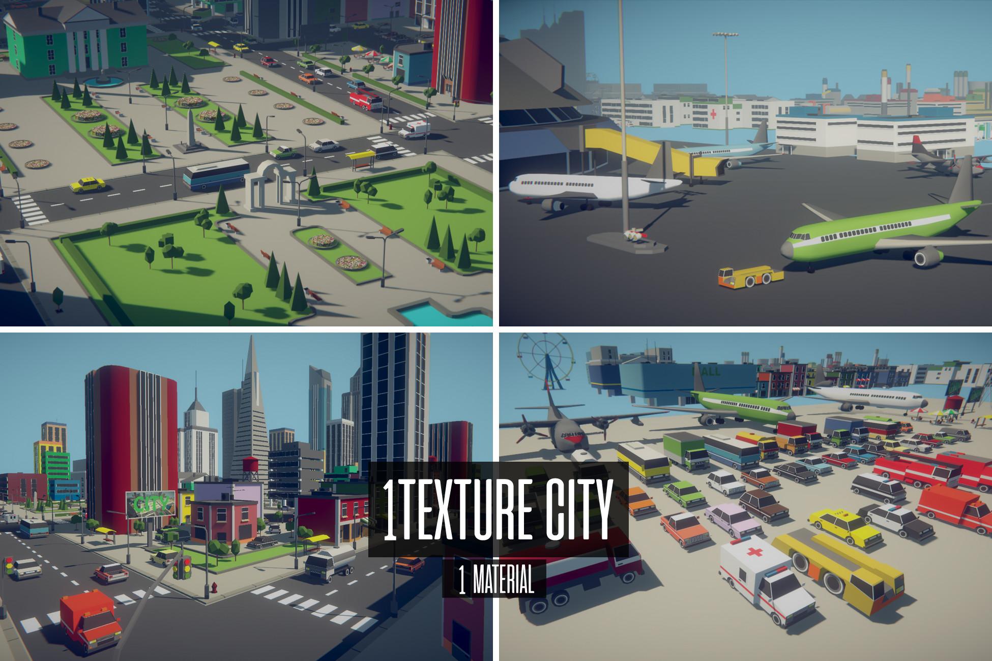 1Texture City