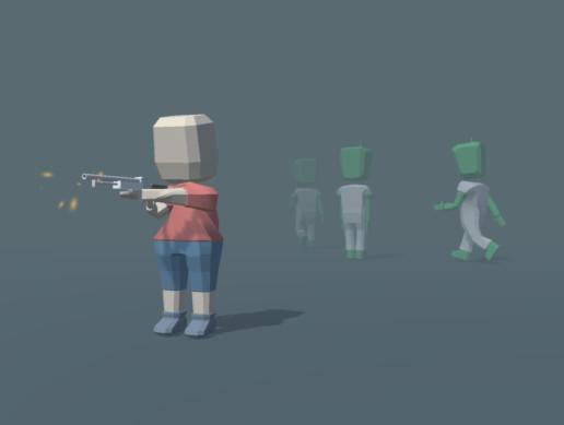 Do not shoot Aliens - mobile game