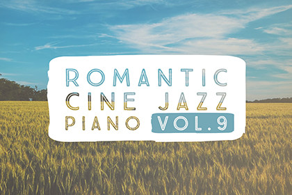 ROMANTIC CINE JAZZ PIANO VOL.9