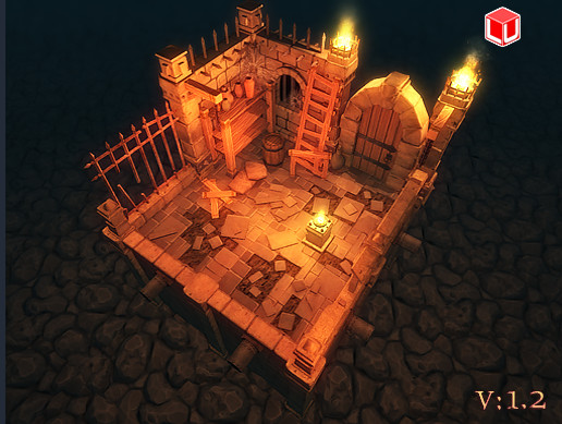 Dungeon Areas