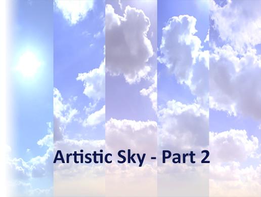 Artistic Sky - Part 2
