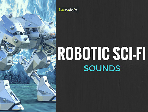 Robotic Sci-Fi Sounds