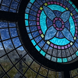 Stained Glass and Leadlight Shader with Bluestone Church LWRP