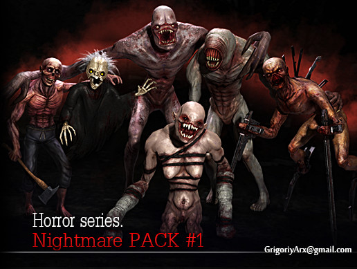 Nightmare pack #1
