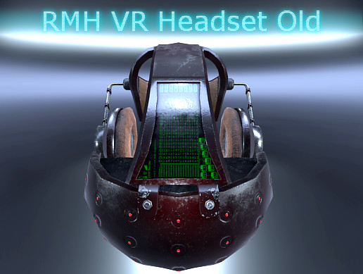 RMH VR Headset Old