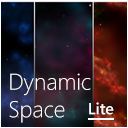 Dynamic Space Background Lite