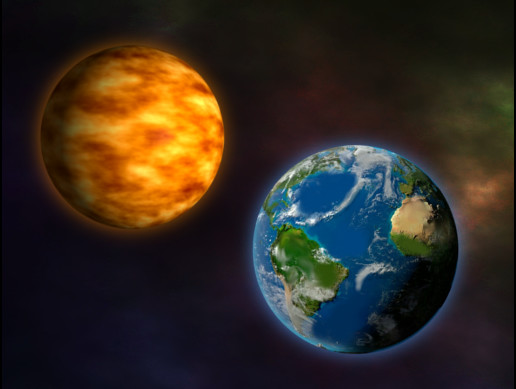 2D Planets