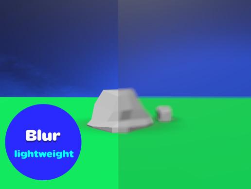 Blur Lightweight