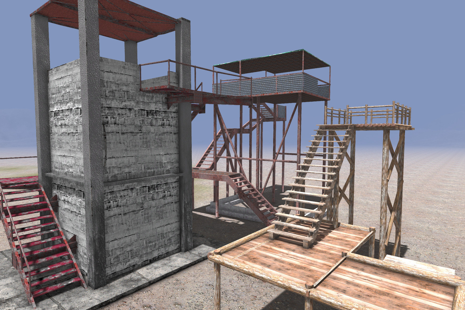 Watch Tower Set Free