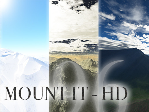 Mount it HD Skybox Pack