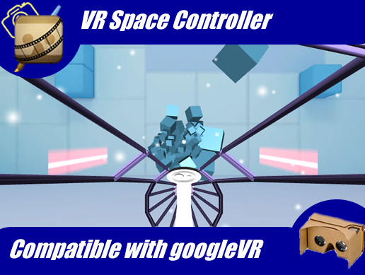 Cardboard VR Space Controller