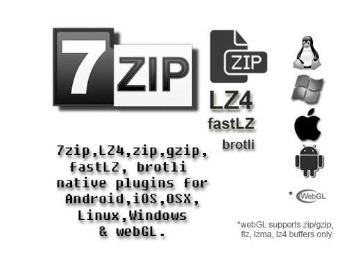 Unzip 7z