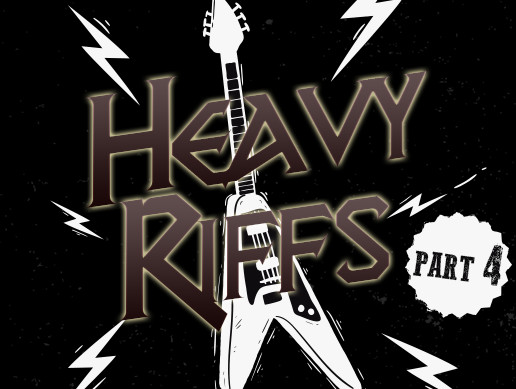 Heavy Riffs PART 4