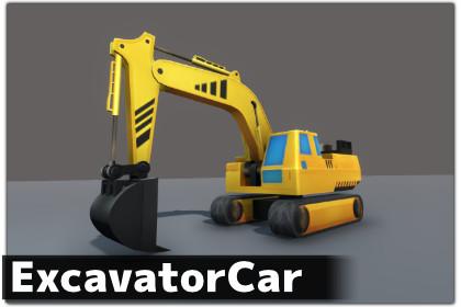 ExcavatorCar