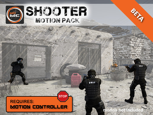 Shooter Motion Pack