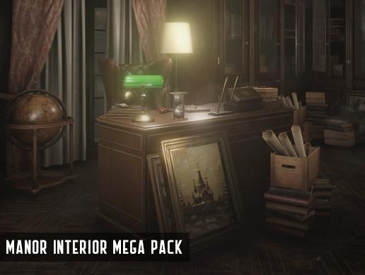 Manor Interior Mega Pack