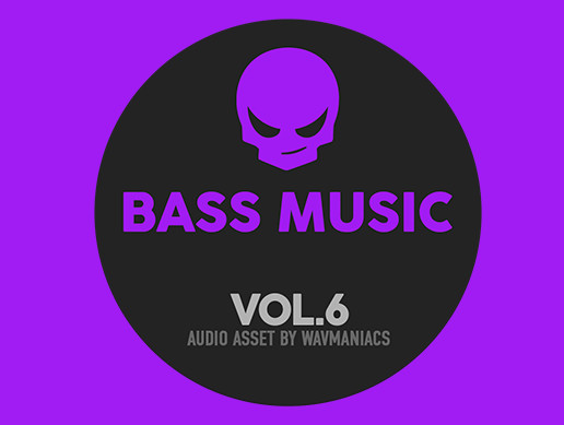Bass Music Vol.6 (Video Game Music)