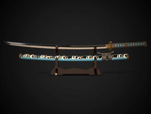 Samurai sword katana No.01
