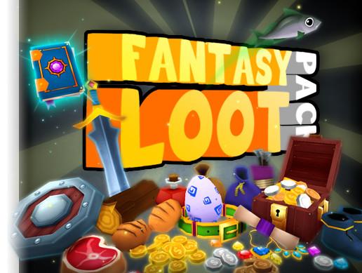 Fantasy Loot Pack