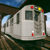 LowPoly Subway & El-Train