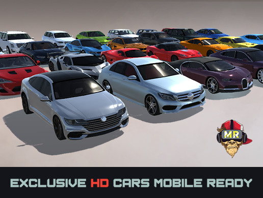 30 Exclusive HD Cars Mobile Ready