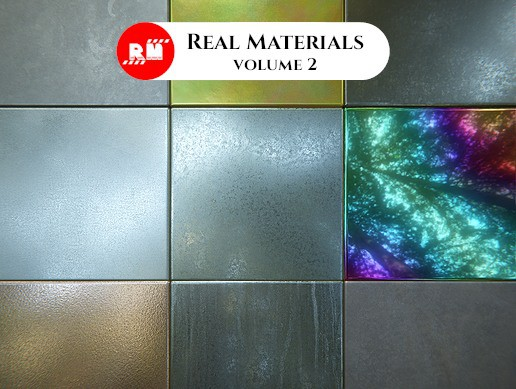 Real Materials vol.2 - Zinc and Nickel