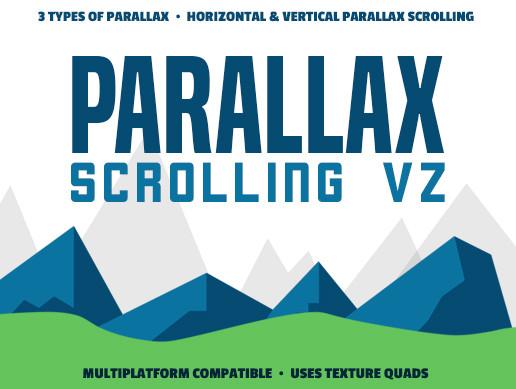Parallax Scrolling VZ - Asset Store