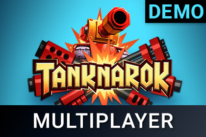 Tanknarok Multiplayer Demo