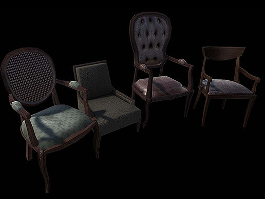 Chair collection #3