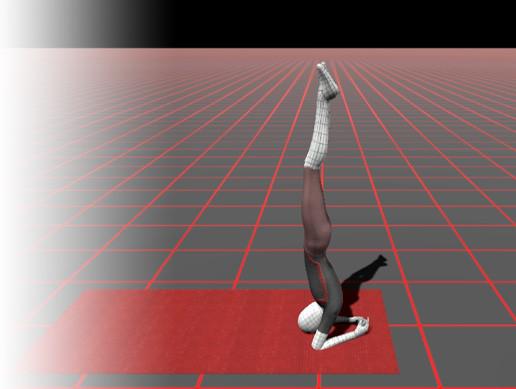 Yoga MoCap 03 - Asset Store