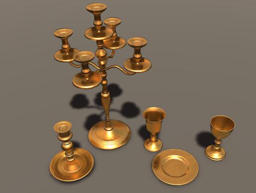 Gold Items Vol.1