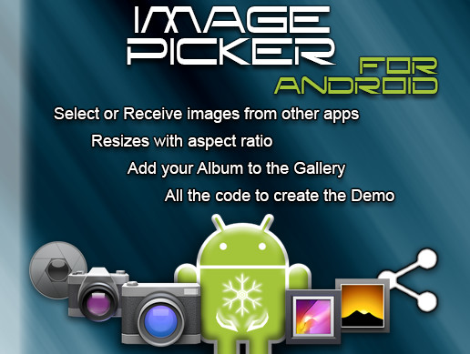 Image Picker for Android - Asset Store