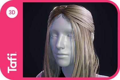 Arwen Hair Female from Tafi