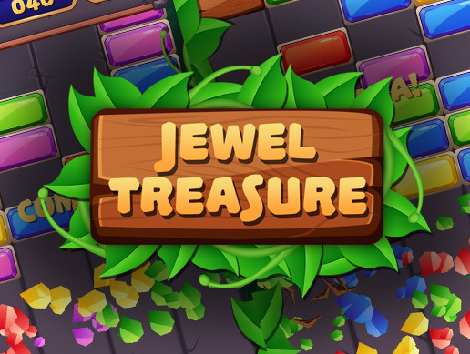 Jewel Treasure - Complete Project