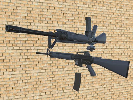 M16-A4 HD