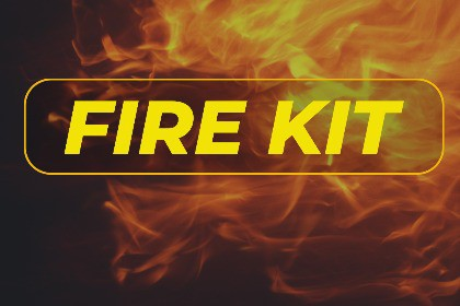 Fire Kit - Dynamic Procedural 2D and Volumetric Fire